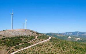 Windkraft in der Türkei boomt