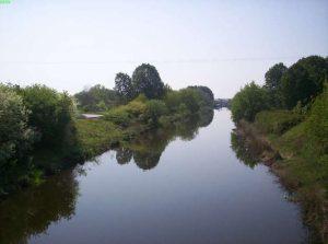 Renaturierung von Wasserstraßen
