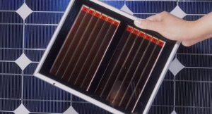 Eine vielversprechende Solarzelle