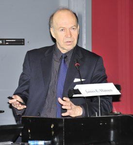 Klima-Rebell James E. Hansen