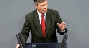 Goldener Brennstab des Monats geht an CSU-Politiker