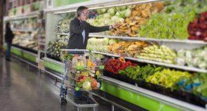 Energieeffizienz im Supermarkt; Bild: shutterstock