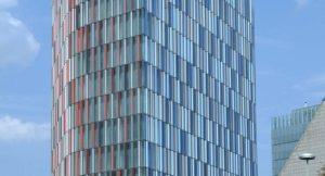 KfW-Zentrale Frankfurt, Neubau Westarkade