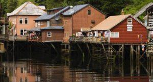 Dorf in Alaska
