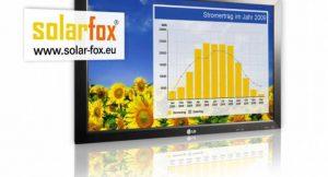 Solarfox-Display