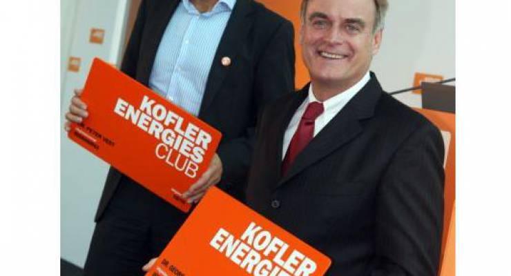 Dr. Georg Kofler (rechts) und Dr. Peter Vest