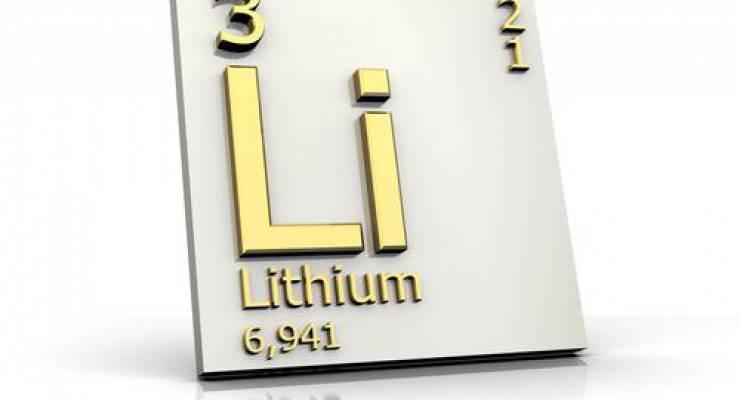 Lithium; Bild: shutterstock