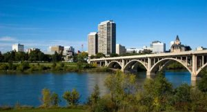 Saskatoon in Saskatchewan; Foto: shutterstock