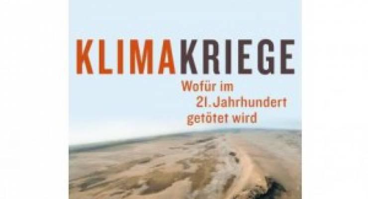 Cover: Klimakriege; Quelle: Fischer Verlag