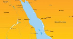 Rotes Meer; Bild: shutterstock
