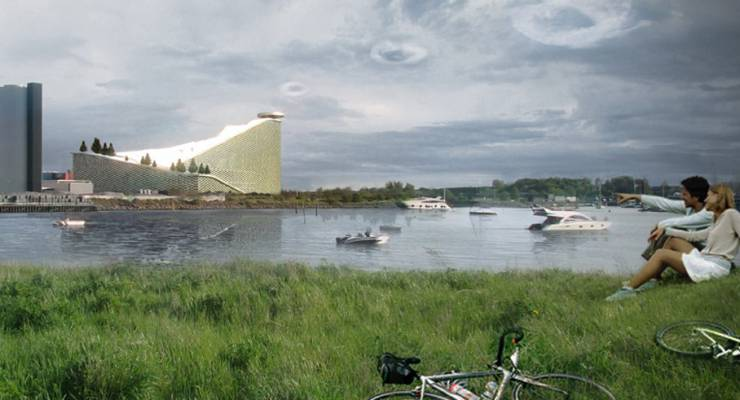 Foto: Bjarke Ingels Group (BIG)
