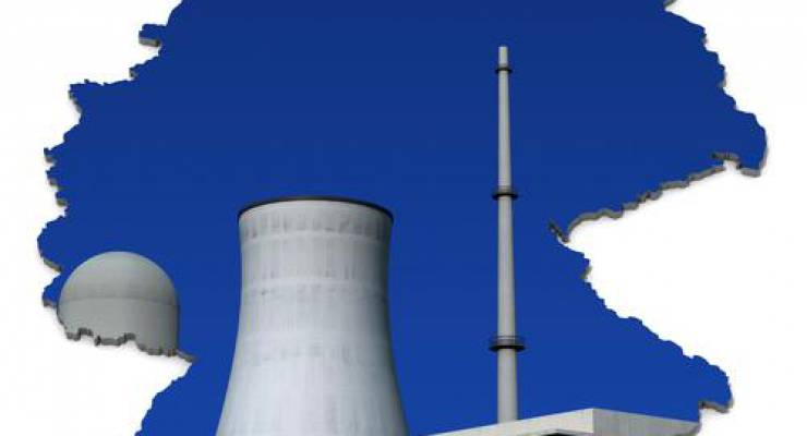 Atomenergie in Deutschland; Foto: shutterstock