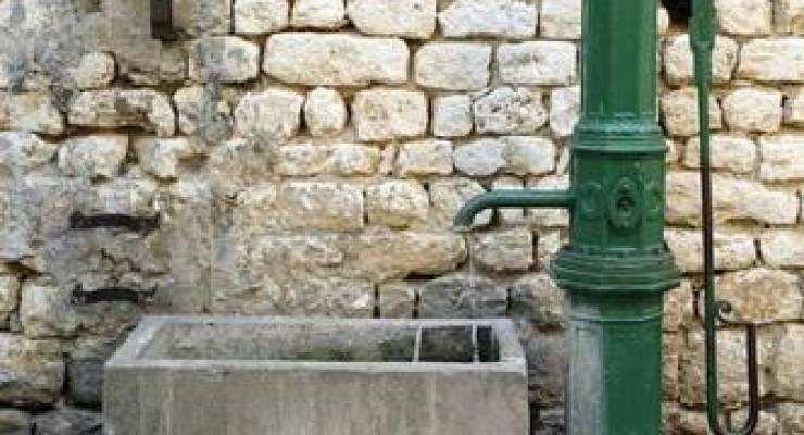 Grundwasserpumpe; Foto:Shutterstock