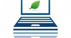 CO2 neutrale Website; Bild: shutterstock (Bildmontage)