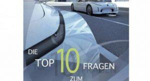 Cover: Die Top 10 Fragen zum Elektro Auto