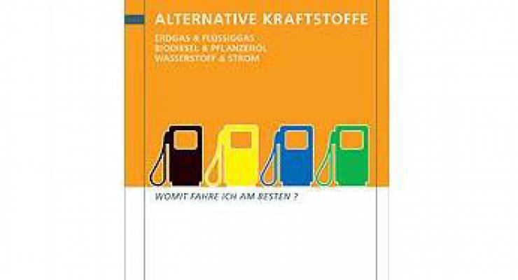 Cover: Alternative Kraftstoffe; Quelle: Hydrogeit Verlag