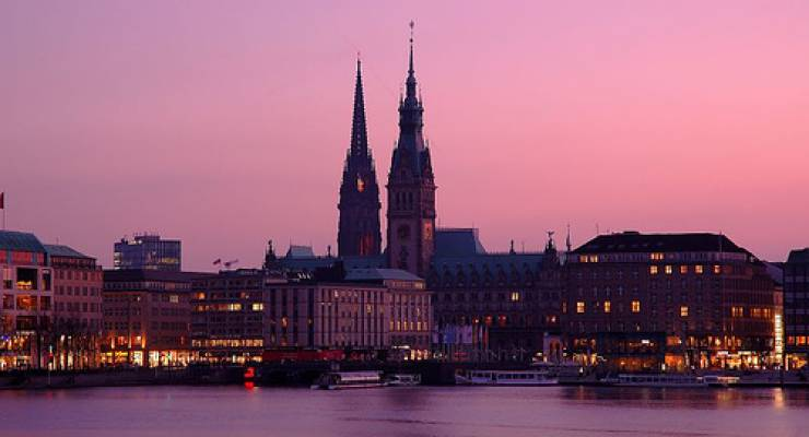 Hamburg; Foto: priotography (Wikimedia Commons)