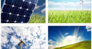 Erneuerbare Energien; Fotos: shutterstock