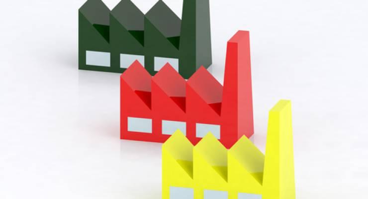 Deutsche Industrie; Bild: shutterstock