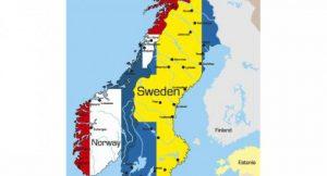 Norwegen und Schweden; Bild: shutterstock