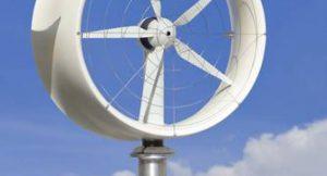 Windanlage für Wohnhaus; Foto: shutterstock