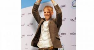 Benjamin Thym, Geschäftsführer der checkitmobile GmbH; Foto: Clean Tech Media Award