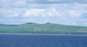 Schottische Küste mit Wirdfarm; Foto: shutterstock