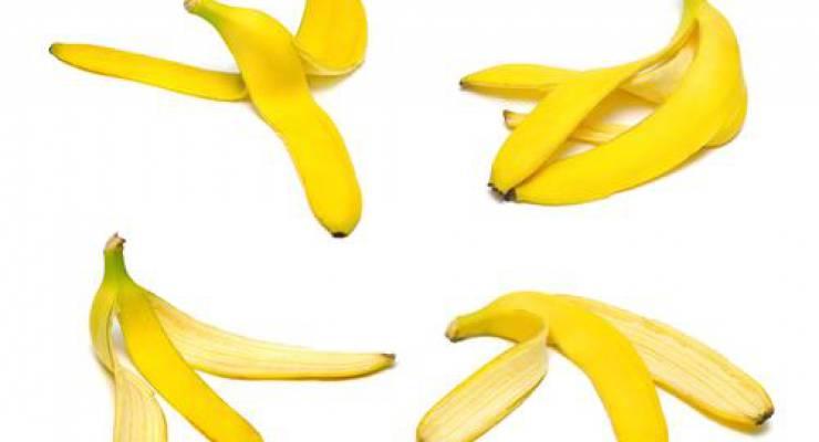 Bananenschalen; Foto: shutterstock