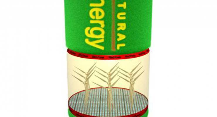 Energiespeicher für erneuerbare Energien; Bild: shutterstock