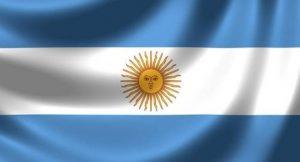 Argentinische Flagge; Foto: shutterstock