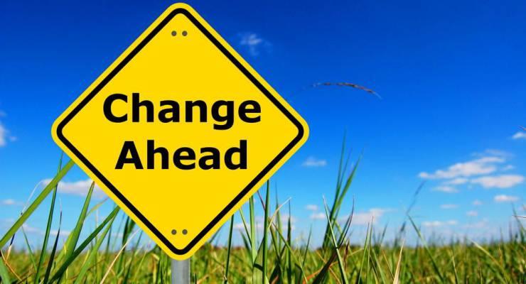 Change ahead; Foto: shutterstock