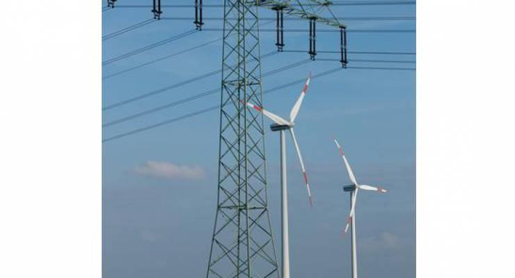 Strom aus erneuerbaren Energien; Foto: shutterstock
