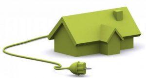 Haus ohne Stromanschluss; Bild: shutterstock