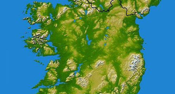 Irland; Bild: Wikisoft (Wiki Commons)
