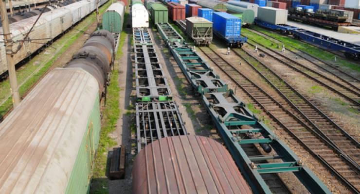 Güterzüge; Foto: shutterstock