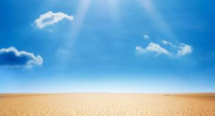 Wüste; Foto: shutterstock