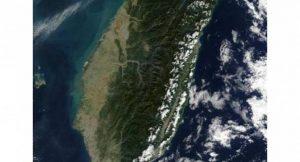Taiwan; Foto: Jeff Schmaltz, MODIS Rapid Response Team, NASA/GSFC (Wiki Commons)