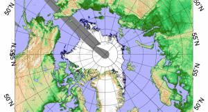 Arktische Meereis