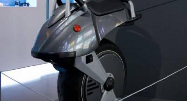 Elektro-Einrad von Ryno; Foto: Ryno