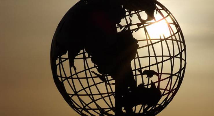 Globus; Foto: Alice Chodura (Wiki Commons)
