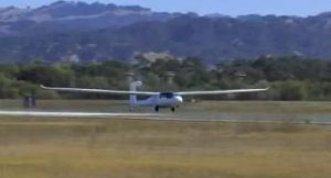 e-Genius; Foto: Screenshot: Team e-Genius - Green Flight Challenge sponsored by Google