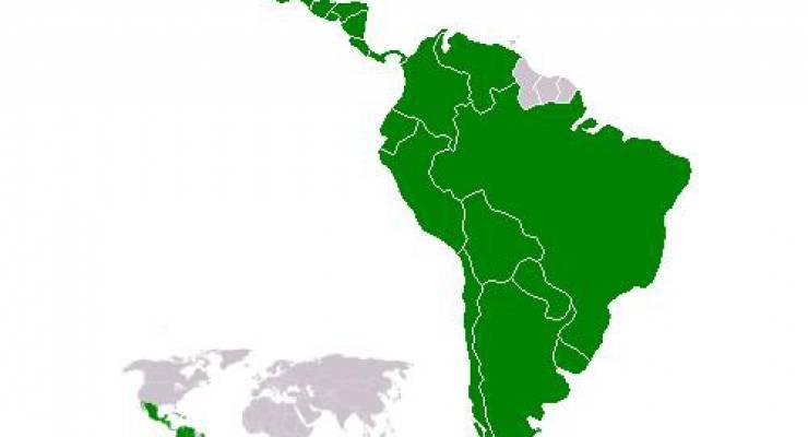 Lateinamerika; Bild: Hans Urian (Wiki Commons)