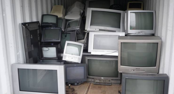 kaputte Fernseher; Foto: morgueFile