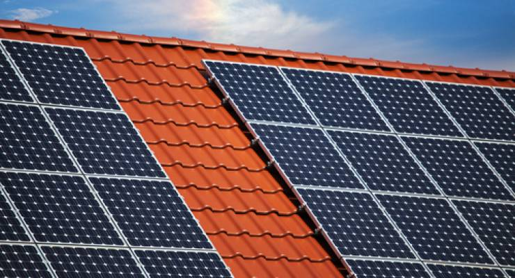 Solarstromanlage; Foto: shutterstock