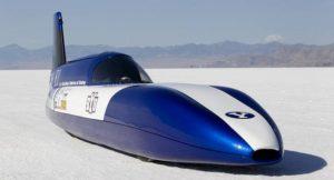 BYU's Electric Vehicle; Foto: © BYU PHOTO 2011