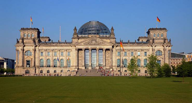 Reichstag; Foto: Marcela (Wiki Commons)
