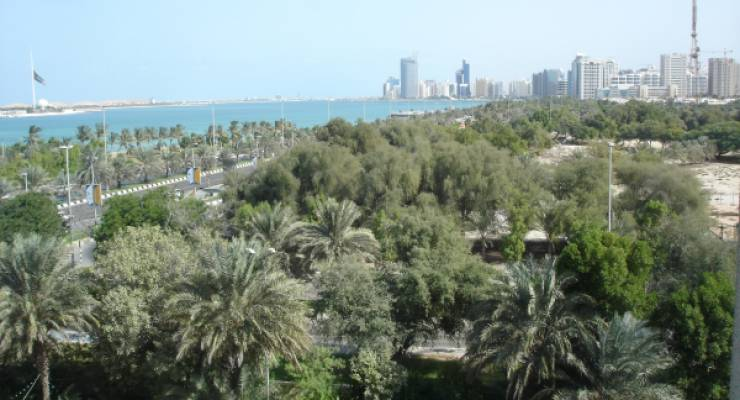 Abu Dhabi; Foto: Rüdiger Meier (Wiki Commons)