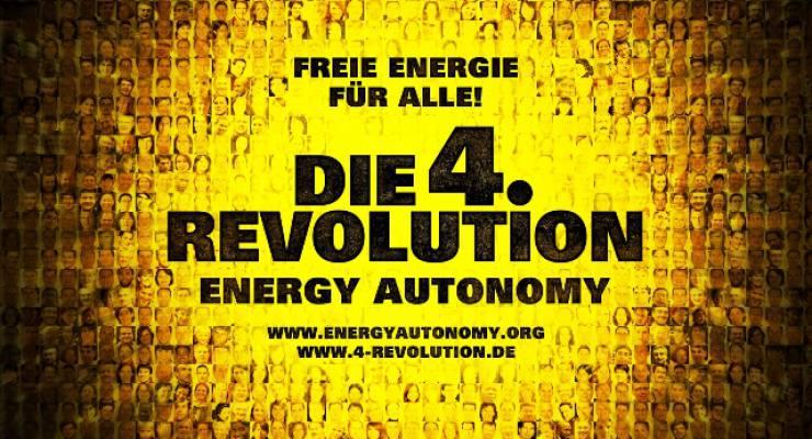Die 4. Revolution - Energy Autonomy; Bild: fechnerMEDIA