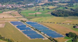 PV-Anlage; Foto: Phoenix Solar AG