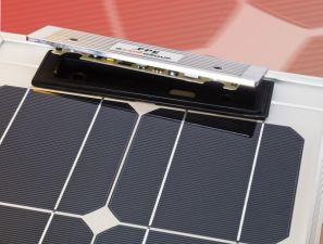 Aluminium-Anschlussdose EPIC SOLAR RAZOR; Foto: Lapp Gruppe